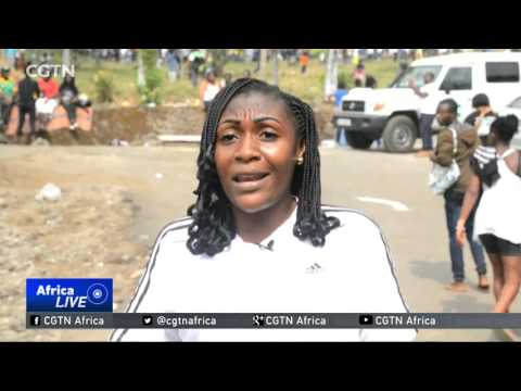 Anglophone political tensions overshadow annual Mount Cameroon race