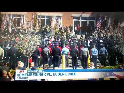 Rest In Peace CPL Eugene Cole
