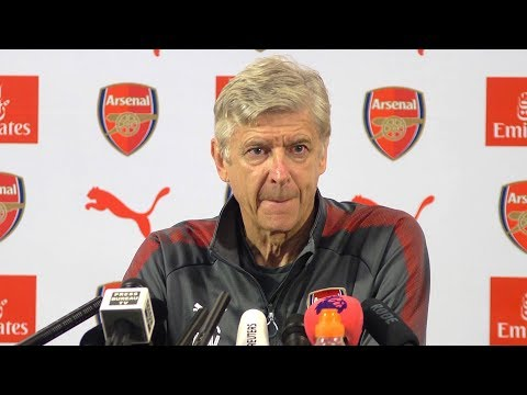 Arsene Wenger Full Pre-Match Press Conference - Arsenal v Bournemouth - Premier League