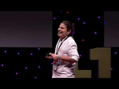 Nasıl Yerseniz, O'sunuz! | 2019 | Tamar Bal | TEDxReset