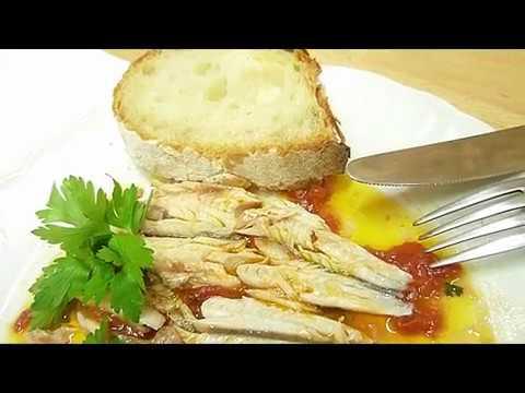 Рыба Морской Петух в Томатном Соусе #итальянскийрецепт
