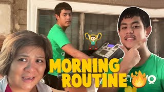 Morning Routine | CANDY & QUENTIN | OUR SPECIAL LOVE