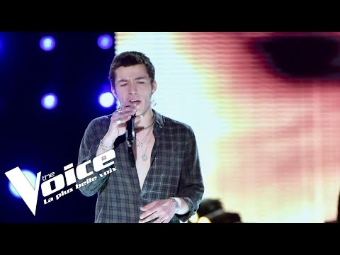 Nina Simone (I put a spell on you) | Luca | The Voice France 2018 | Auditions Finales