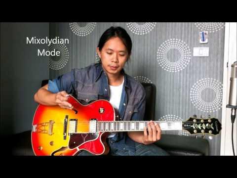 สอนกีตาร์บลูส์ - Blues Guitar, How to Step 2