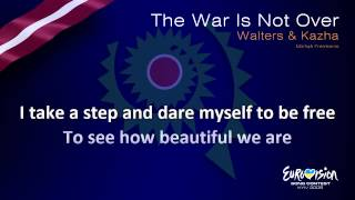 "Walters & Kazha - ""The War Is Not Over"" (Latvia) - [Instrumental version]"