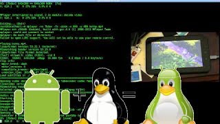 xorg on Android with no VNC