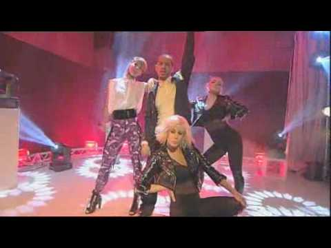 Kimberly Wyatt & Aggro Santos - Candy Live + Interview at GMTV (May 5, 2010)