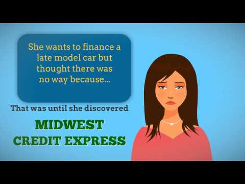 Bad Credit Auto Loans St Paul MN | MidWestCreditExpress