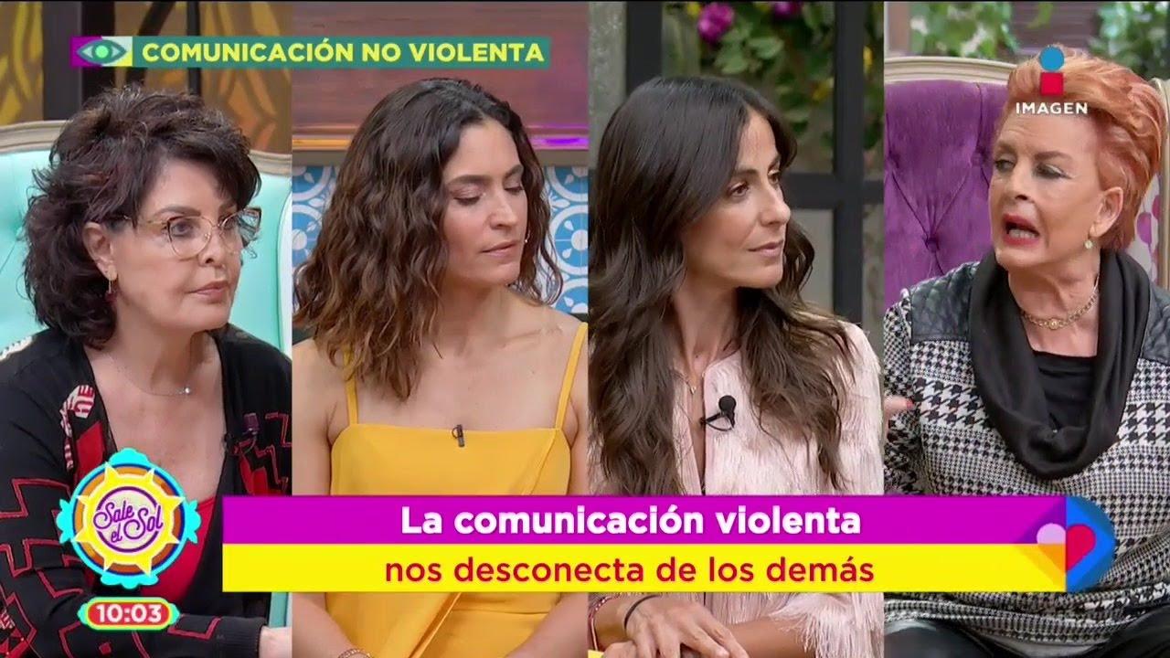 Comunicación no violenta: aprende a transmitir sin lastimar | Sale el Sol
