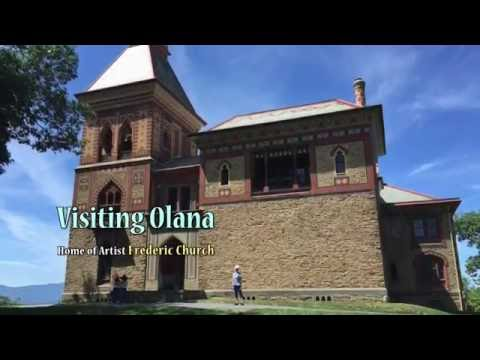 Visiting Olana, Home of Artist Frederic Church
