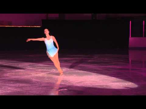 Olivia Olson - Seattle Skating Club's 75th Anniversary show2012