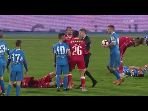 Sut frumos al lui Andreas Mihaiu! Poli Iasi - Dinamo ... |Dinamo- Poli Iasi