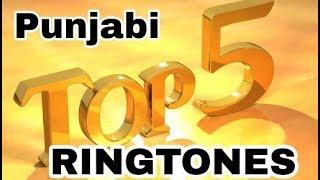 TOP - 5 PUNJABI RINGTONES 2018 ## PART - 5 ##