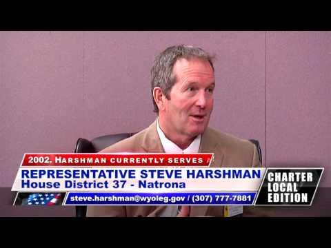Representative Steve Harshman - House District 37 - Natrona CHEYENNE 2017