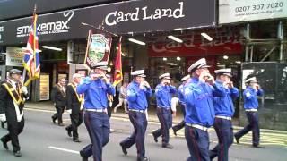 Apprentice Boys of Derry parade Glasgow 28/5/16 (part 5)