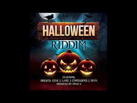 Contagious - Blade (Halloween Riddim) Dancehall 2019 Mp3