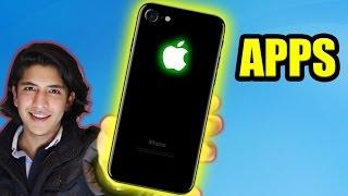 5 APPS QUE TIENES QUE TENER - iPHONE