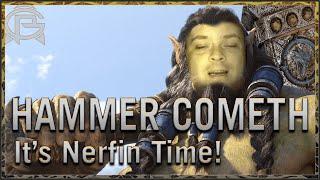 The BlizzHammer Cometh!