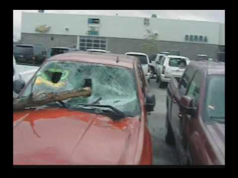 Serra Chevrolet Jackson Tn >> Tornado In Jackson Tennessee At Serra Chevrolet Youtube