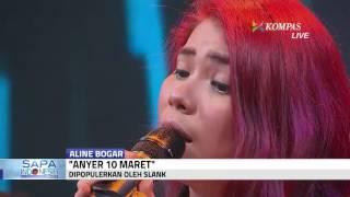Aline Bogar - Anyer 10 Maret (Slank Cover)