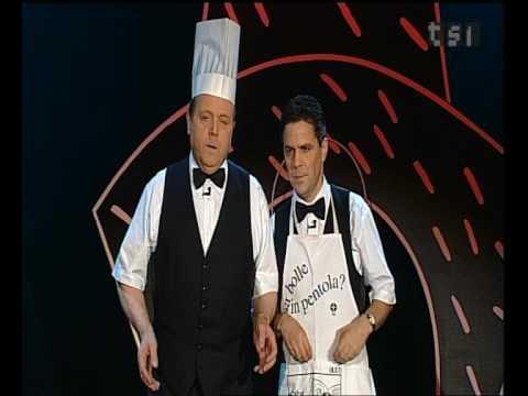 I GNOCCH - La ricetta del cabaret - CheTIcuCINO (2000)