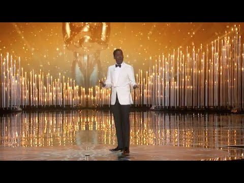 Chris Rock Monologue 2016 Oscars | Hollywood +