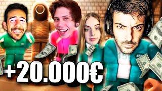 TORNEO CON STREAMERS +20.000€ DE PREMIOS!! - Nexxuz