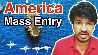 America Enters China Sea | Tamil | Madan Gowri | MG