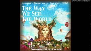 Afrojack, DV, LM Vs. Sak Noel - The Way We See The Loca People (Carl Overnet Mashup)