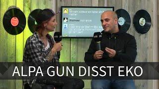 Alpa Gun pöbelt gegen Eko Fresh!