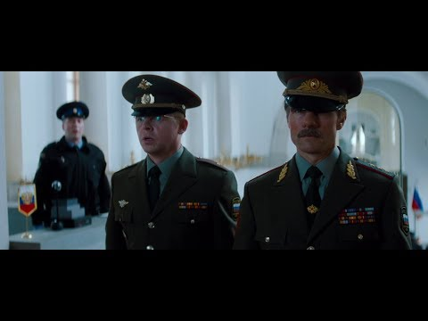 Mission: Impossible - Ghost Protocol - Security Scan | Kremlin (HD)