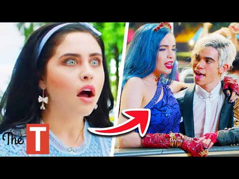Descendants 3: Signs Evie And Carlos End Up Together