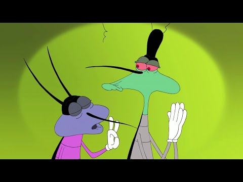 हिंदी Oggy and the Cockroaches 👌 PERFECT, IT IS PERFECT 👌  Hindi Cartoons for Kids