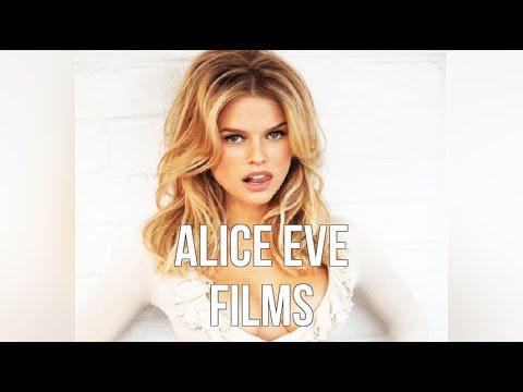 Alice Eve Films