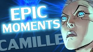 ♥ BALANCED CAMILLE - Epic Moments #181