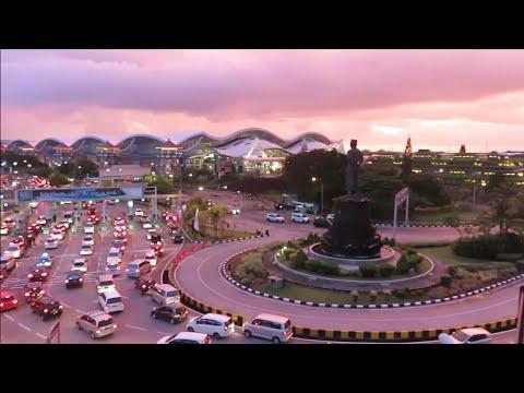 Megahnya Bandara Internasional I Gusti Ngurah Rai di Bali