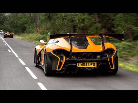 Thumbnail: McLaren P1LM Exclusive First Drive & Full Tour