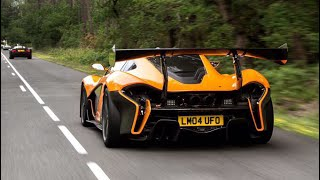 McLaren P1LM Exclusive First Drive & Full Tour | MrJWW