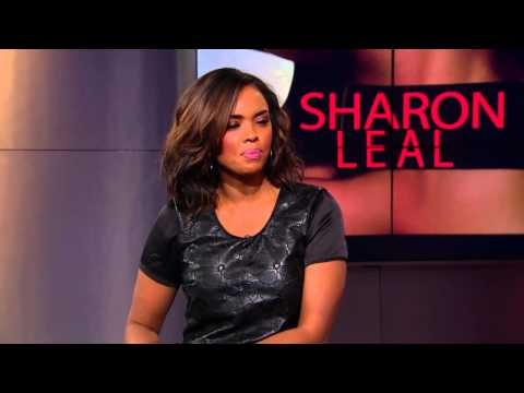 """Sharon Leal on her starring role in the new film """"Addicted!"""""""