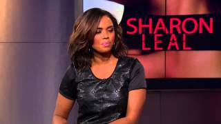 sharon Leal interview