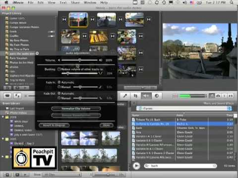 How To Add Music from Your iTunes Library Into iMovie