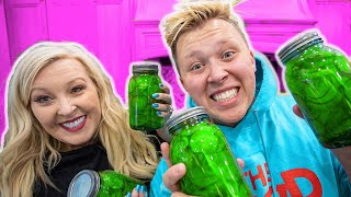 HOW TO MAKE JESSALYNN SIWA&#39S FAMOUS PICKLES!!!