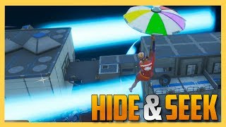 Deep Space Hide and Seek in Fortnite!