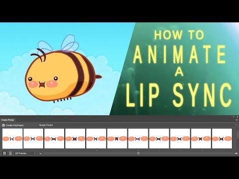 Animation Stuff: How to Animate a Lip Sync