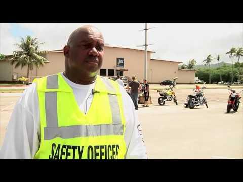 Naval Base Guam's Traffic Safety Program keeps cyclists safe