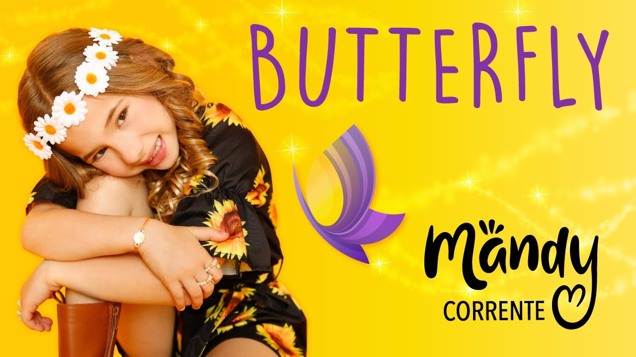 Mandy Corrente - Butterfly (Official video)