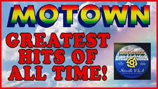 Motown Greatest Hits 60's 70's - Marvin Gaye, Al Green,Frank Sinatra,The Jackson 5, Luther Vandross
