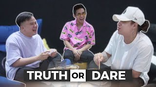 TRUTH OR DARE | DJ LOONYO with RICHARD AND DOOJIE