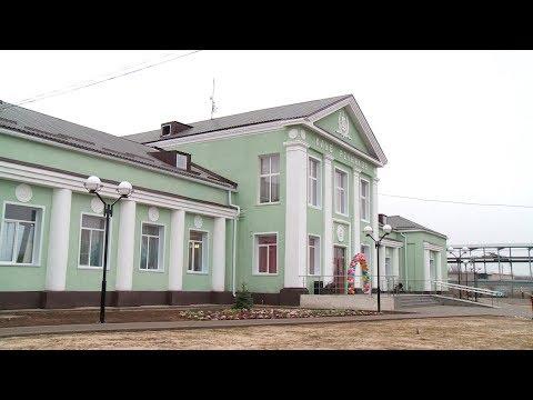 В Краснослободске открыли обновленный дом культуры «Остров»