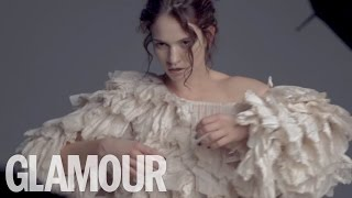 Lily James plays 'Would You Rather?' | Glamour UK